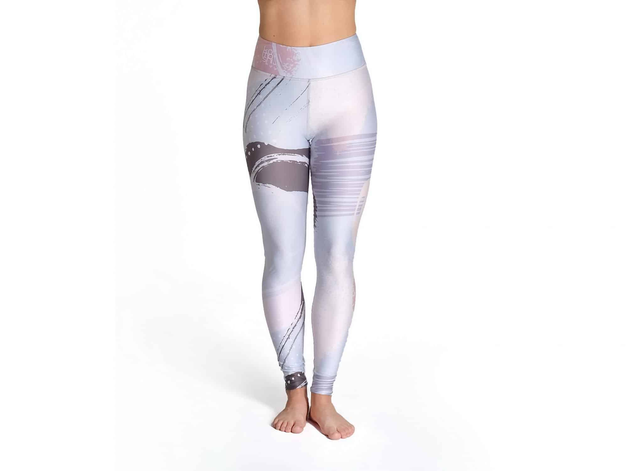 Brush Leggings Komoshi front