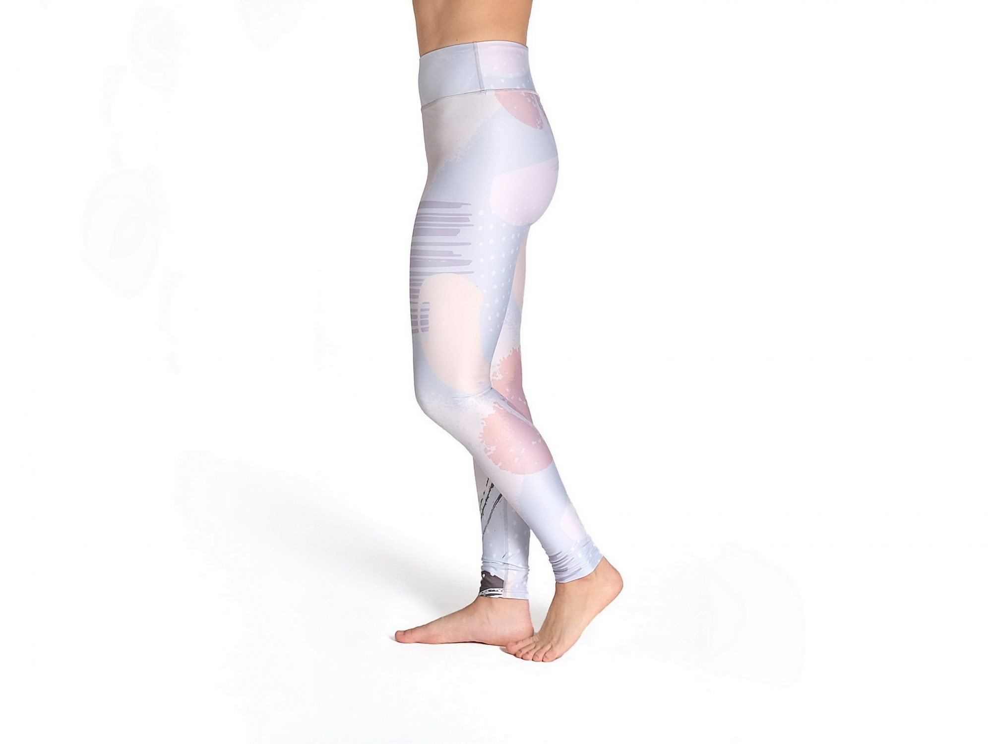 Brush Leggings Komoshi left