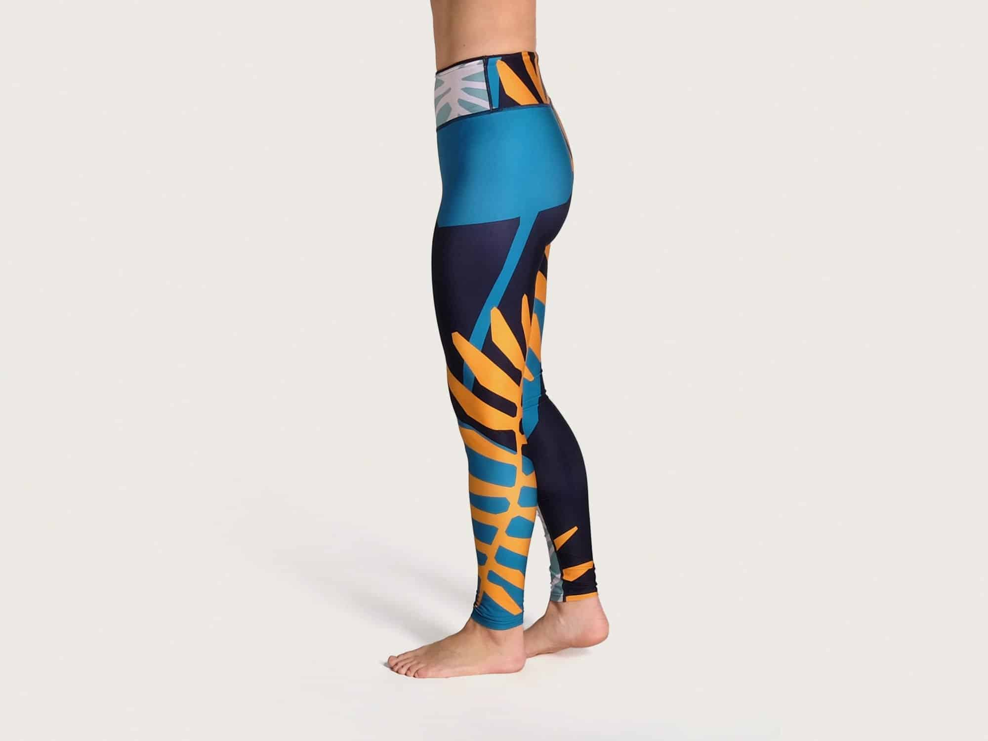Jungle Leggings Komoshi left