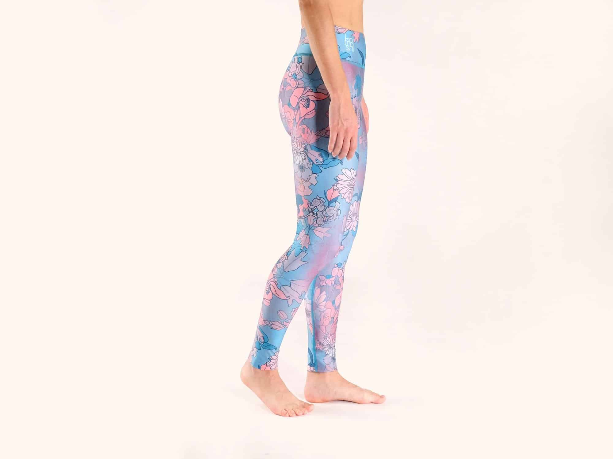 SHANTI KOMOSHI LEGGINGS RIGHT